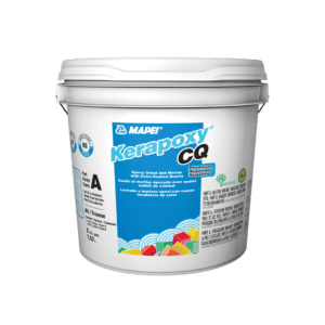Mapei's Kerapoxy line of epoxy grout is also an excellent choice for tiling.