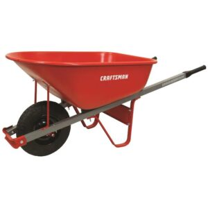This is one of the best wheelbarrows under $100