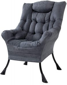 This chair is one of the best lightweight living room chairs for back pain sufferers.